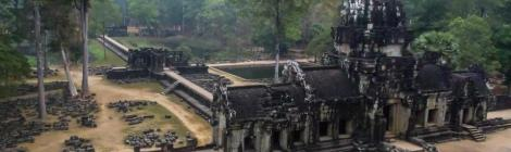 Angkor Thom: Baphuon temple, Angkor Archaeological Park Siem Reap Cambodia