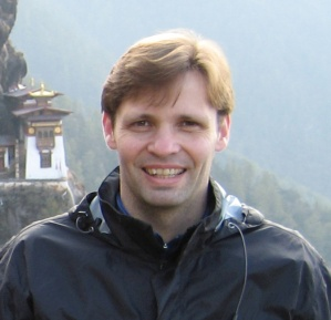 Chris Rowthorn, author of Lonely Planet Kyoto