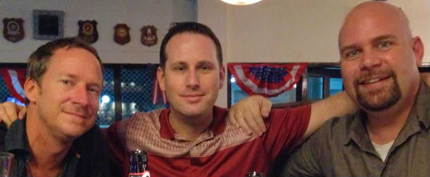 Talk Travel Asia with Scott Coates, Trevor Ranges, and Greg Jorgensen