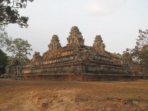 Ta Keo temple at Angkor Archaeological Park, Siem Reap Cambodia