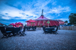 Bigtop tent of Phare, The Cambodian Circus in Siem Reap on TalkTravelAsia