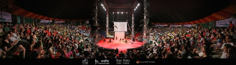 Phare, The Cambodian Circus under the BigTop in Siem Reap