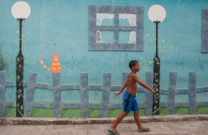 Street art, Havana, Cuba