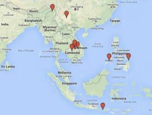 Talk Travel Asia Dream Travel Destinations
