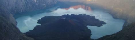 Lombok's Rinjani Volcano: Dream Travel Destination on Episode 15 of Talk Travel Asia