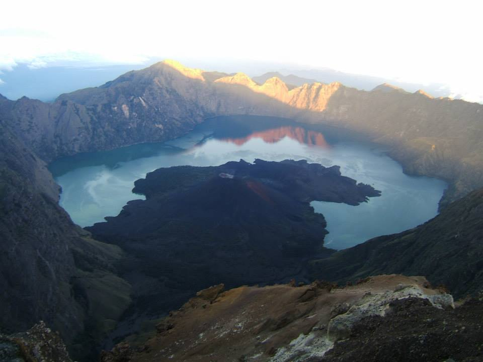 Lombok's Rinjani Volcano: Dream Travel Destination on Episode 15 of Talk Travel Asia