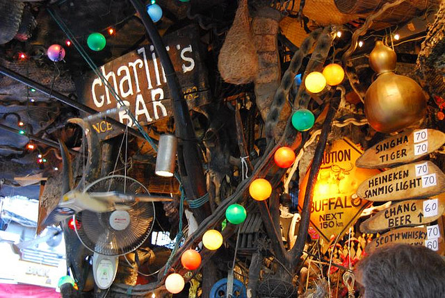 Cheap Charlies bar in Bangkok: Favorite Watering Holes in Asia on Talk Travel Asia