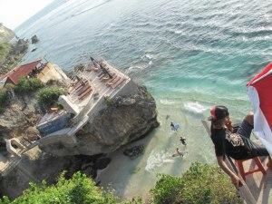 Delphi Rocks bar in Baii: Favorite Watering Holes in Asia on Talk Travel Asia