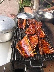Naughty Nuri's Warung Ubud - Favorite foods in Bali on Talk Travel Asia
