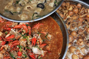 Tasty Chinese-Thai curries