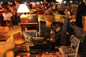 Talad Rot Fai (Train Market)