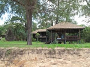 Remote but Romantic Resort on Koh Phra Thong, Rayong, Thailand