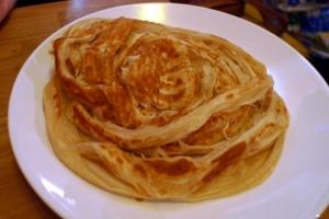Tasty Roti Chani in Malaysia