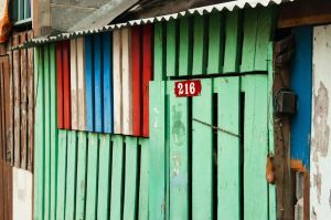 Typical wooden Thai house photo courtesy Very Thai