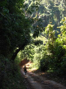 Chiang Mai Mountain Biking on Talk Travel Asia podcast with Scott Coates and Trevor Ranges