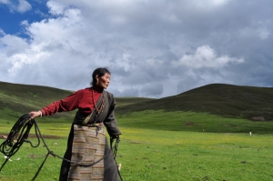 For the nomads, there were few luxuries as vaunted as tea and salt