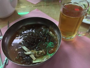 Food in North Korea with Geoffrey Cain on Talk Travel Asia Podcast with Scott Coates and Trevor Ranges