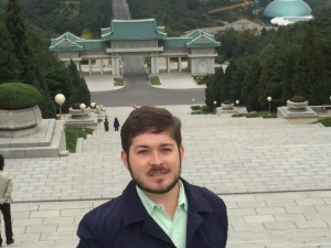 Geoffrey Cain on Talk Travel Asia Podcast about Travel in North Korea