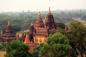 Bagan, Myanmarl; courtesy Ric Gazarian