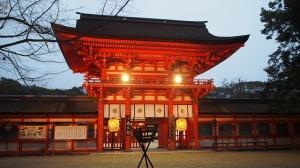 Torii Shrine, Kyoto