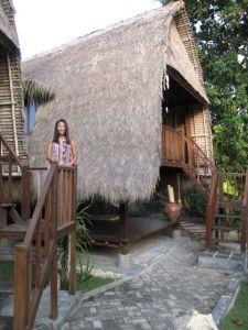 Beach Bungalow in Bali