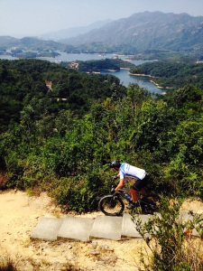 Mountain Biking in Hong Kong with Steve Coward on Talk Travel Asia Podcast