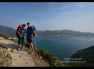 Dave Stamboulis talks trekking in Hong Kong on Talk Travel Asia podcast