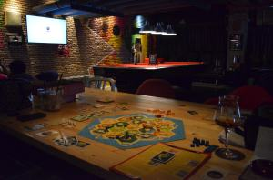 Game Over Lounge Bangkok for Bar Games Olympics on Talk Travel Asia Podcast