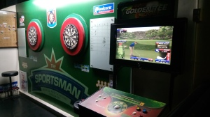 The Sportsman Bangkok - Bar Games Olympics on Talk Travel Asia Podcast