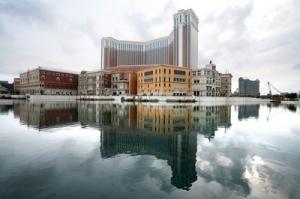 Venetian Hotel, Macau Talk Travel Asia Podcast