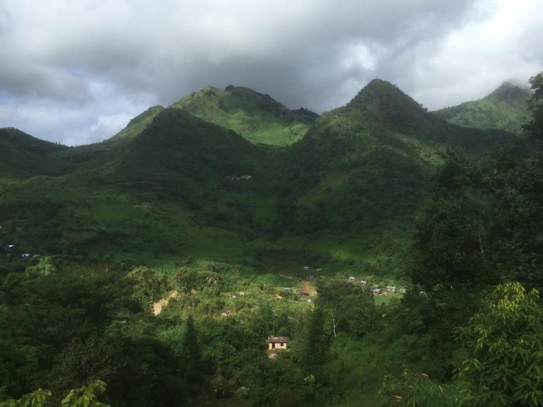 Mogok mountains