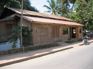 Some old buildings in Luang Prabang may still survive.