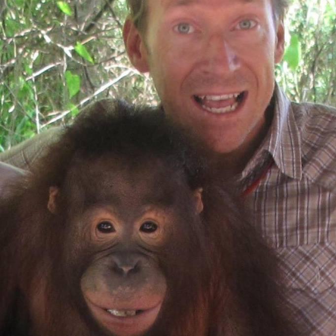 Talk Travel Asia Episode 78: Favorite Asian Adventures featuring Trevor Ranges first Orangutan encounter in Sumatera