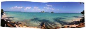 Da Mokes Windward Coast of Oahu