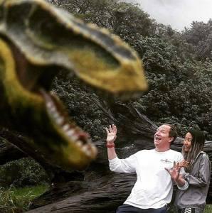 Kualoa Valley Oahu aka Jurassic Park