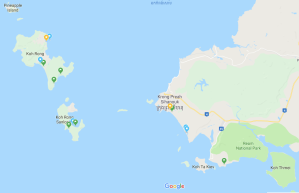 Coastal Sihanoukville: Cambodia's beaches and islands on Talk Travel Asia podcast