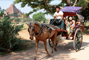 Bagan Myanmar Talk Travel Asia podcast