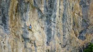 Talk Travel Asia Rock Climbing podcast