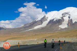 Biking Karakoram - Xinjiang China with Josh Summers (courtesy of Josh Summers)