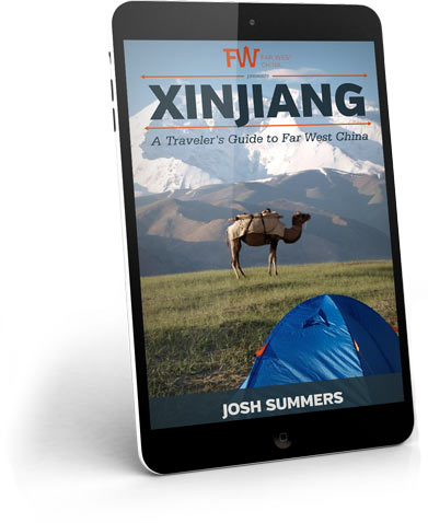 Travel to Xinjiang China with tips from Josh Summers on Talk Travel Asia Podcast