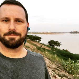 Jogging - Vientiane Talk Travel Asia Podcast