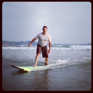 Surfing - Welligama - Sri Lanka Talk Travel Asia Podcast