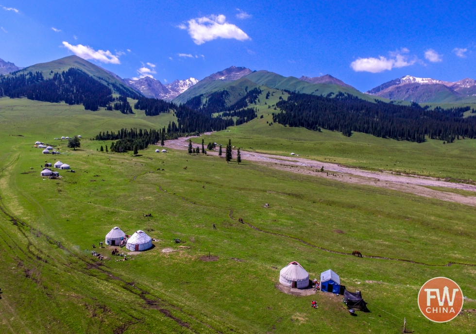 Travel to Xinjiang China on Talk Travel Asia Podcast with Josh Summers