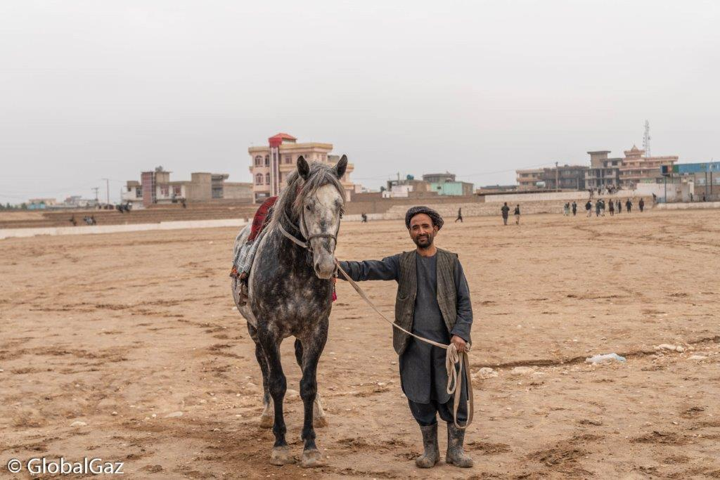 Talk Travel Asia Podcast Episode 101: Traveling Afghanistan with Ric Gazarian